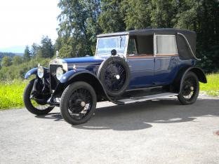 Delage DE Transformable
