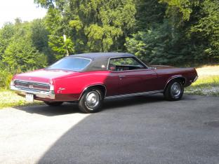 Ford Mercury Cougar XR-7