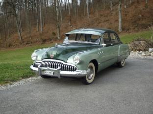 Buick Super 8 Series 50